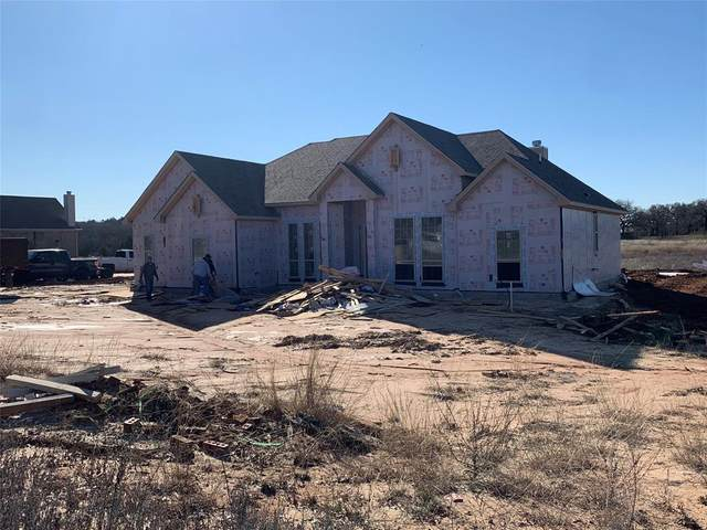 941 County Rd 2175, Decatur, TX 76234 (MLS #14260683) :: The Kimberly Davis Group
