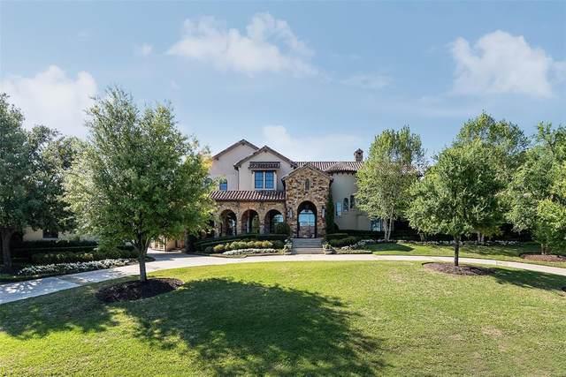 2211 Vaquero Estates Boulevard, Westlake, TX 76262 (MLS #14263059) :: The Good Home Team
