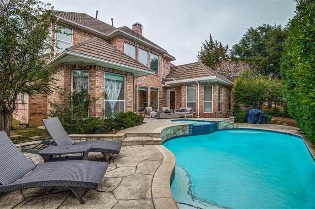 4612 Firestone Drive, Frisco, TX 75034 (MLS #14264133) :: Potts Realty Group