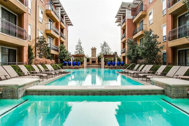 8616 Turtle Creek Boulevard #418, Dallas, TX 75225 (MLS #14264528) :: Results Property Group