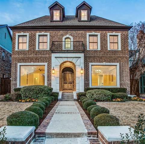 3104 Saint Johns Drive, Highland Park, TX 75205 (MLS #14264716) :: Frankie Arthur Real Estate