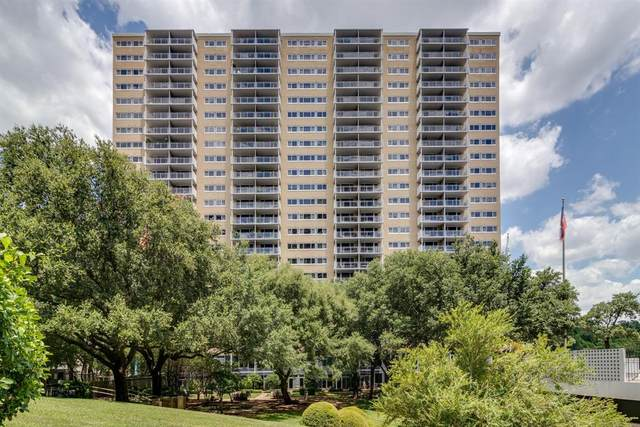 3883 Turtle Creek Boulevard #217, Dallas, TX 75219 (MLS #14268059) :: Caine Premier Properties