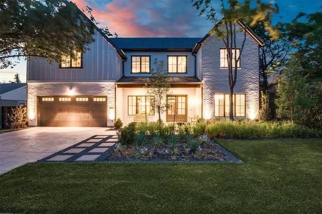 3715 Dunhaven Road, Dallas, TX 75220 (MLS #14269256) :: Robbins Real Estate Group