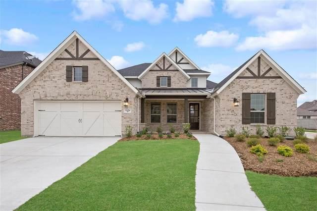 1504 12th Street, Argyle, TX 76226 (MLS #14272966) :: Team Hodnett