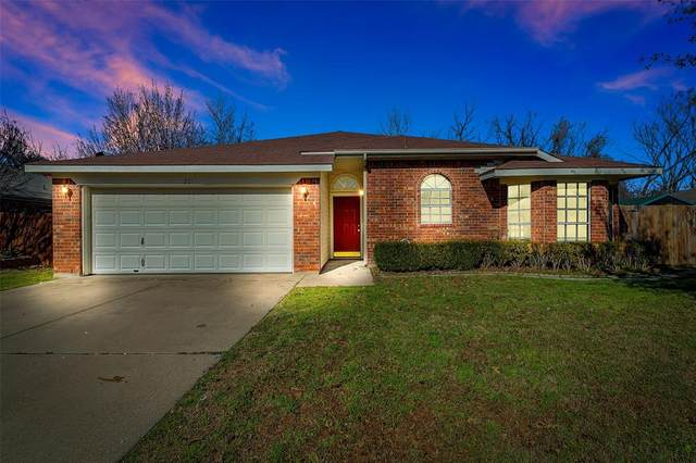 221 King Arthur Drive, Weatherford, TX 76086 (MLS #14277713) :: Potts Realty Group