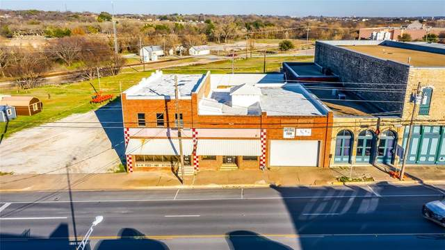 310 N Main Street, Weatherford, TX 76086 (MLS #14277888) :: The Kimberly Davis Group