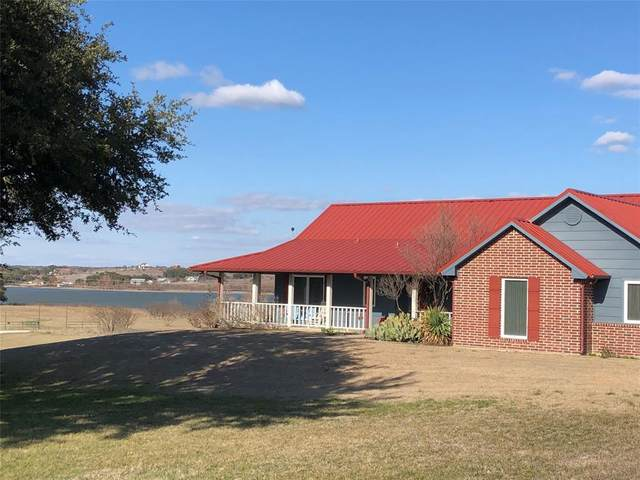 172 Lake Point Road, Comanche, TX 76442 (MLS #14279065) :: The Kimberly Davis Group