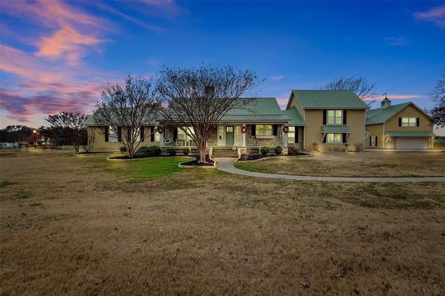 5959 Texas Trail, Mckinney, TX 75071 (MLS #14279617) :: The Kimberly Davis Group