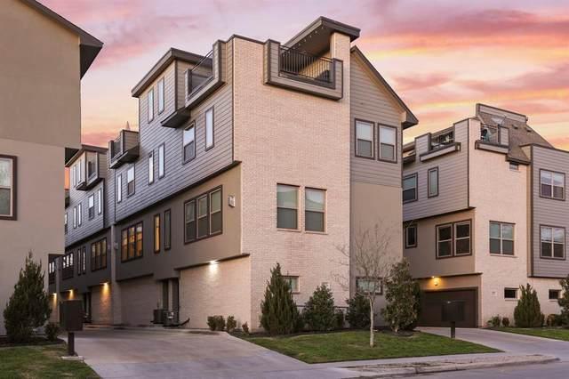 5905 Ross Avenue #2, Dallas, TX 75206 (MLS #14282323) :: Robbins Real Estate Group