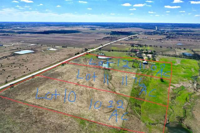 Lot 11 County Road 2830, Slidell, TX 76234 (MLS #14286642) :: The Kimberly Davis Group