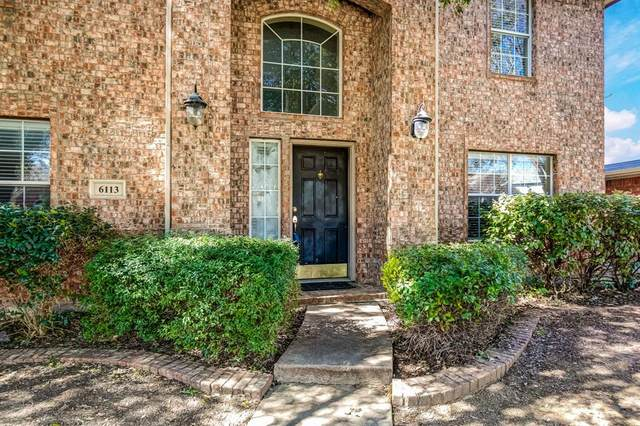 6113 Apache Drive, The Colony, TX 75056 (MLS #14286712) :: The Kimberly Davis Group