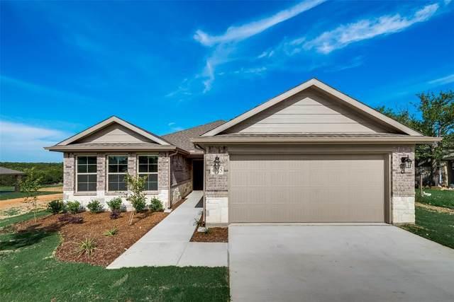 4015 Marana Drive, Granbury, TX 76048 (MLS #14290595) :: The Chad Smith Team