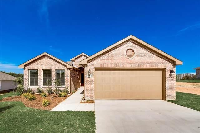 4013 Marana Drive, Granbury, TX 76048 (MLS #14290600) :: The Chad Smith Team