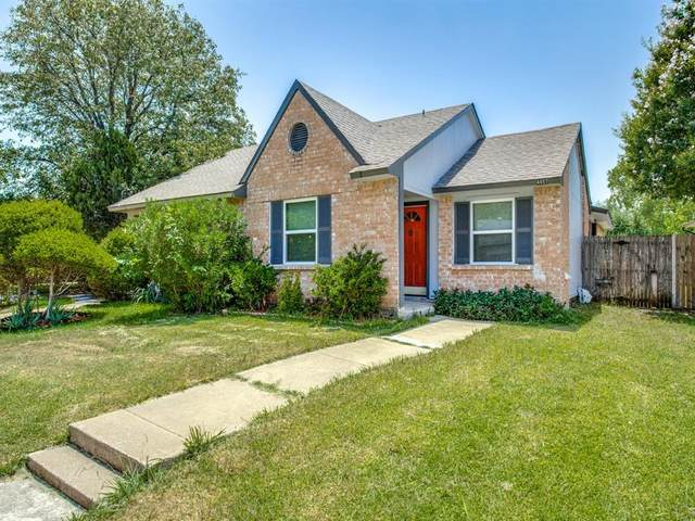 4457 Chapman Street, The Colony, TX 75056 (MLS #14291059) :: The Mitchell Group