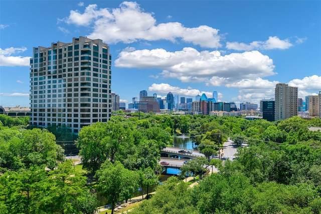 3525 Turtle Creek Boulevard 7E, Dallas, TX 75219 (MLS #14295980) :: EXIT Realty Elite
