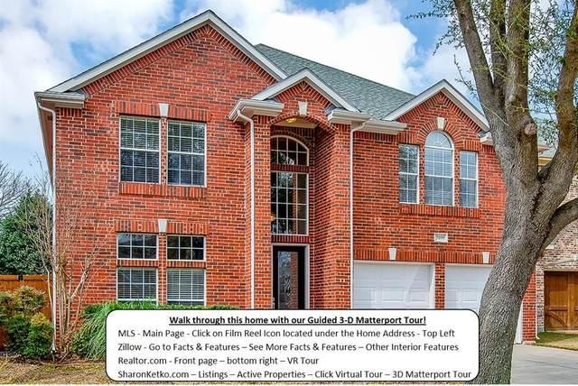7259 Dogwood Creek Lane, Dallas, TX 75252 (MLS #14297203) :: The Hornburg Real Estate Group