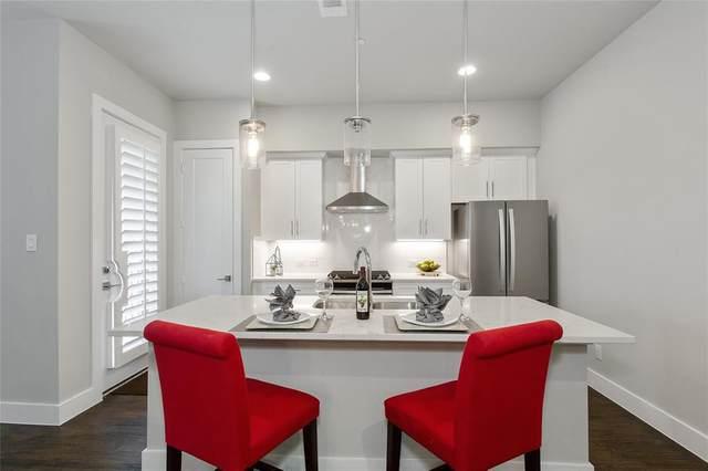 770 N Plano Road #103, Richardson, TX 75081 (MLS #14301168) :: Frankie Arthur Real Estate