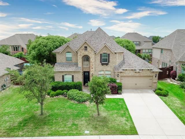 1710 Greenwood Court, Prosper, TX 75078 (MLS #14301646) :: Real Estate By Design