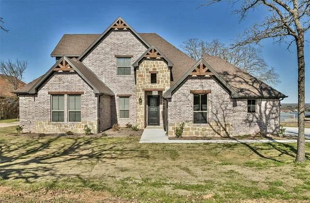 7109 Lake Village Court, Granbury, TX 76048 (MLS #14303167) :: Team Tiller