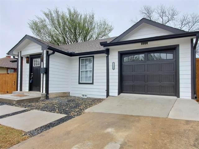 1124 S Marlborough Avenue, Dallas, TX 75208 (MLS #14304670) :: Vibrant Real Estate