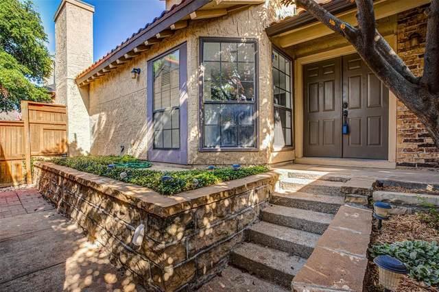 4130 Proton Drive 47B, Addison, TX 75001 (MLS #14310877) :: Results Property Group