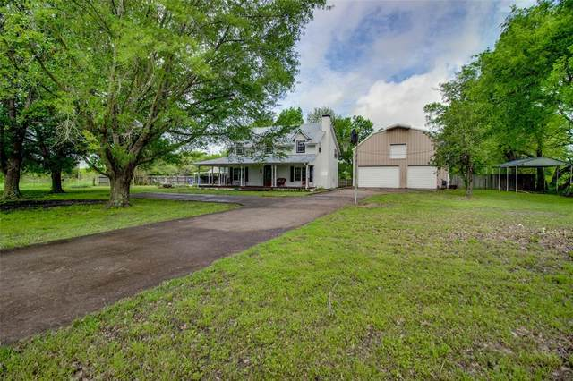 4015 Vz County Road 3501, Wills Point, TX 75169 (MLS #14315821) :: All Cities USA Realty
