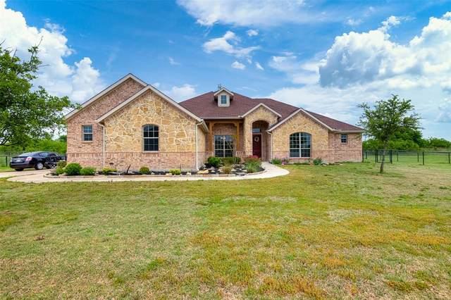 152 Heritage Parkway E, Decatur, TX 76234 (MLS #14322510) :: The Kimberly Davis Group