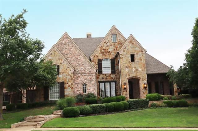 6816 Whittier Lane, Colleyville, TX 76034 (MLS #14326003) :: The Tierny Jordan Network