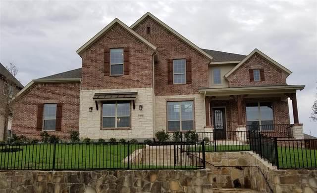 674 St. John's Place, Rockwall, TX 75087 (MLS #14326567) :: Team Tiller