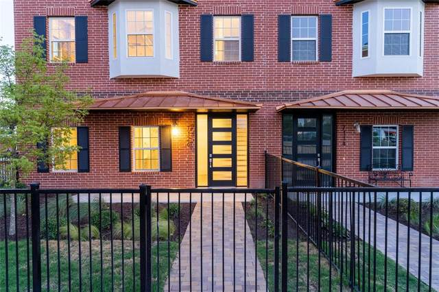 7174 Birch Mews, Frisco, TX 75034 (MLS #14329724) :: The Hornburg Real Estate Group