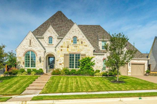 811 Shackleford Lane, Prosper, TX 75078 (MLS #14330796) :: The Daniel Team