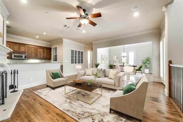 3959 Travis Street, Dallas, TX 75204 (MLS #14332917) :: The Hornburg Real Estate Group