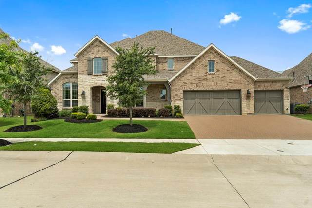 3819 Alleyton Way, Celina, TX 75009 (MLS #14339350) :: The Kimberly Davis Group