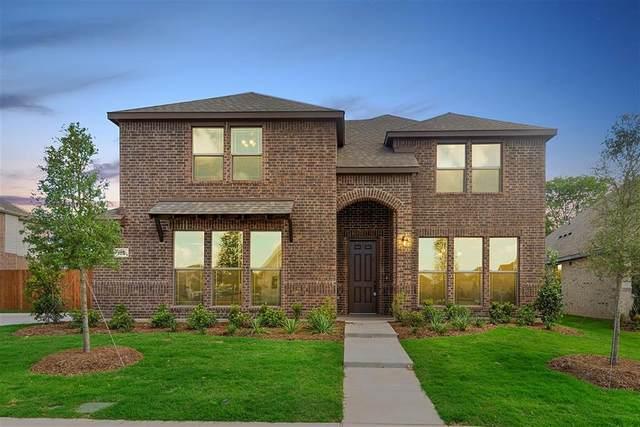 104 Laurel Oak Drive, Red Oak, TX 75154 (MLS #14344004) :: The Paula Jones Team | RE/MAX of Abilene