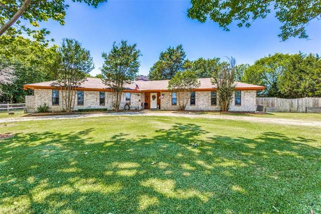 4633 S Fannin Avenue, Denison, TX 75021 (MLS #14348402) :: The Heyl Group at Keller Williams