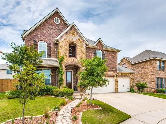 14705 Riverside Drive, Little Elm, TX 75068 (MLS #14350366) :: RE/MAX Pinnacle Group REALTORS