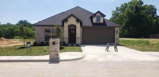 1640 Town Creek Circle, Weatherford, TX 76086 (MLS #14353501) :: The Daniel Team