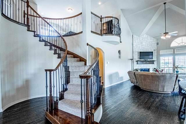 2500 Stable Door Lane, Fort Worth, TX 76244 (MLS #14354465) :: Real Estate By Design