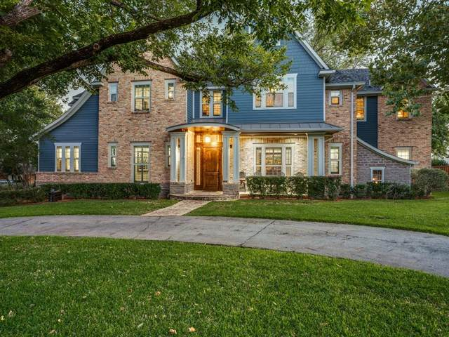 6636 Willow Lane, Dallas, TX 75230 (MLS #14357384) :: The Tierny Jordan Network