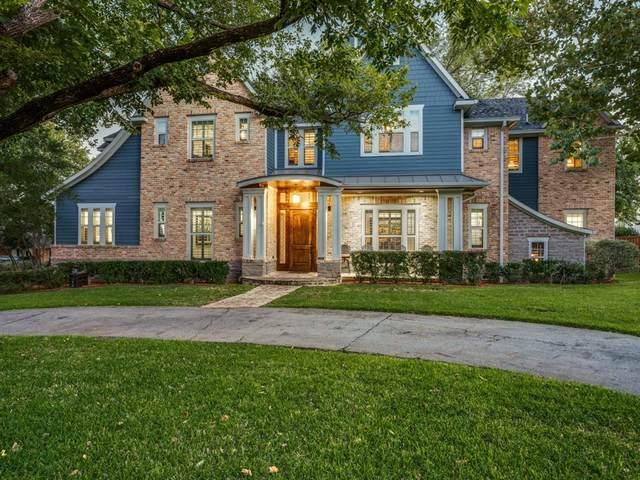 6636 Willow Lane, Dallas, TX 75230 (MLS #14357384) :: Keller Williams Realty