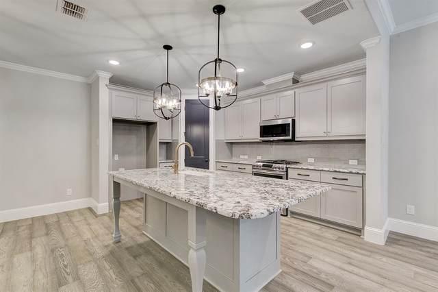 302 Nursery Lane #103, Fort Worth, TX 76114 (MLS #14358888) :: Real Estate By Design