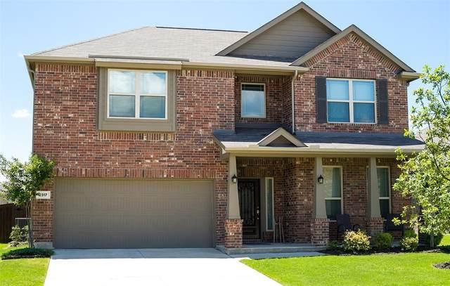 2317 Grant Park Way, Prosper, TX 75078 (MLS #14362757) :: The Kimberly Davis Group