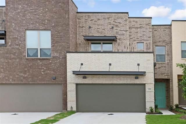 1080 Maverick Drive, Allen, TX 75013 (MLS #14371401) :: The Kimberly Davis Group