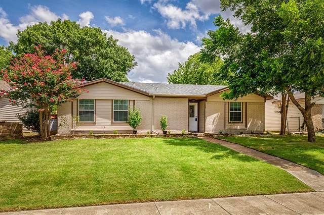 919 Roaming Road Drive, Allen, TX 75002 (MLS #14371999) :: The Heyl Group at Keller Williams