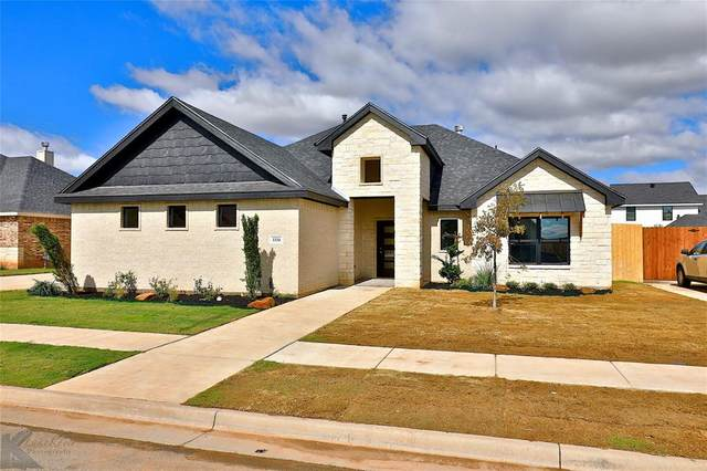 3334 Double Eagle Lane, Abilene, TX 79606 (MLS #14376757) :: Jones-Papadopoulos & Co