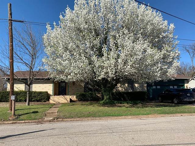631 Dubois Street, Denison, TX 75020 (MLS #14389437) :: RE/MAX Landmark