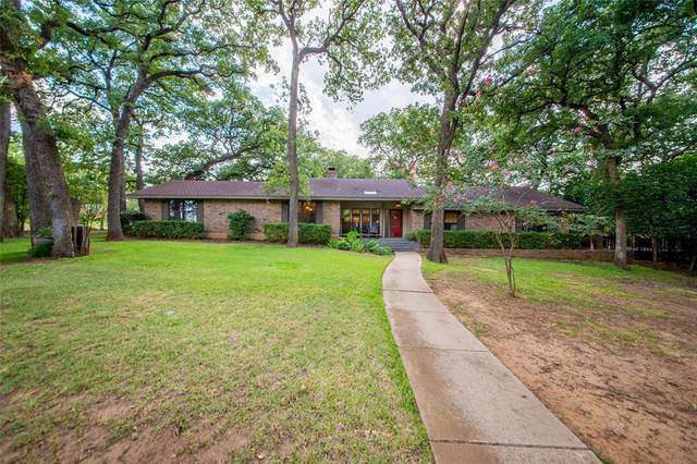 101 Manor Way Street, Grapevine, TX 76051 (MLS #14390738) :: Potts Realty Group
