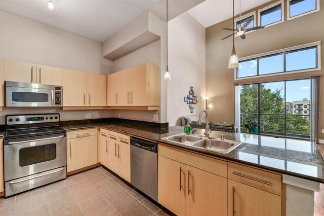 4414 Cedar Springs Road #323, Dallas, TX 75219 (MLS #14397152) :: Frankie Arthur Real Estate