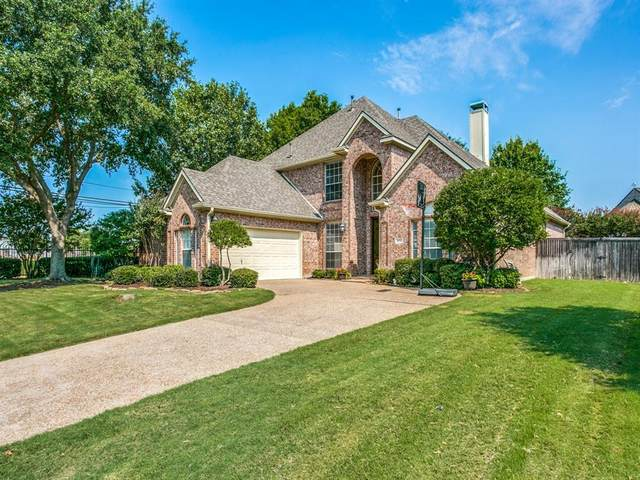 2132 Longfellow Lane, Flower Mound, TX 75028 (MLS #14406133) :: The Kimberly Davis Group