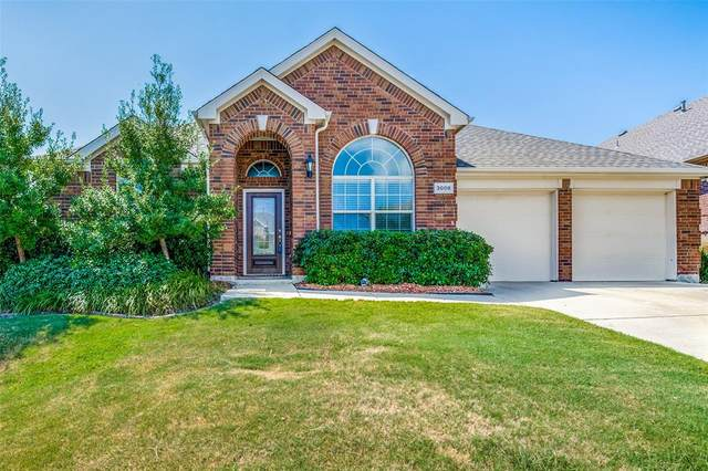 3008 Sawtimber Trail, Fort Worth, TX 76244 (MLS #14410534) :: North Texas Team   RE/MAX Lifestyle Property